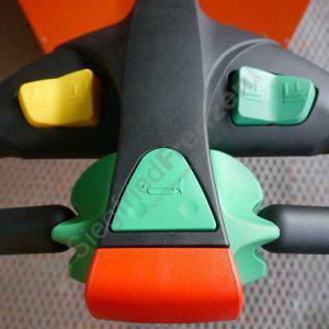 Elektrobull Detail Deichsel Fahrantrieb Bedienung
