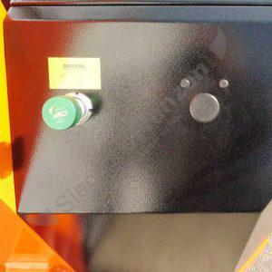 Elektrobull Detail Drossel an Geräten nur mit Elektrohub