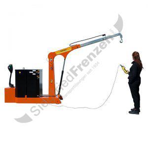 Elektrobull HB1000GKBRP18 Bediener