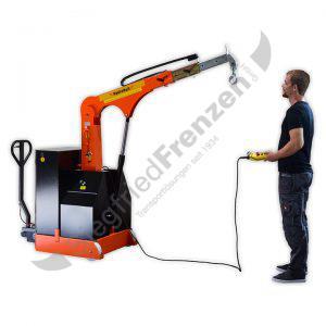 Elektrobull HB500GKB18FaPo Bediener