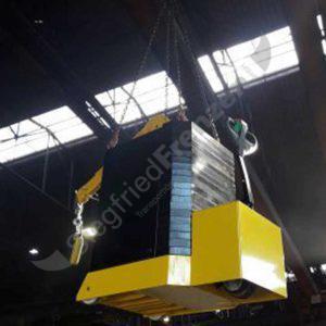 Elektrobull HB500GKBRP Einsatz hängend