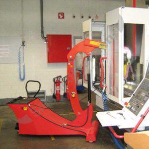 Elektrobull ITI500B Einsatz