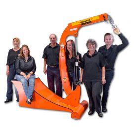Hydrobull Team schwarz am ITI