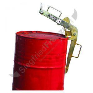 Hydrobull fassklammer Stapler Fasszange FK700 für stehende Fässer, Werkstattkrane, Stapler, Sonderkrane, industriekran