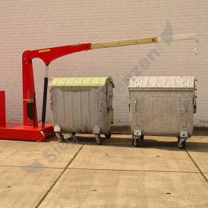 Hydrobull HB2000GKFaPo Ausladung über 2 Container