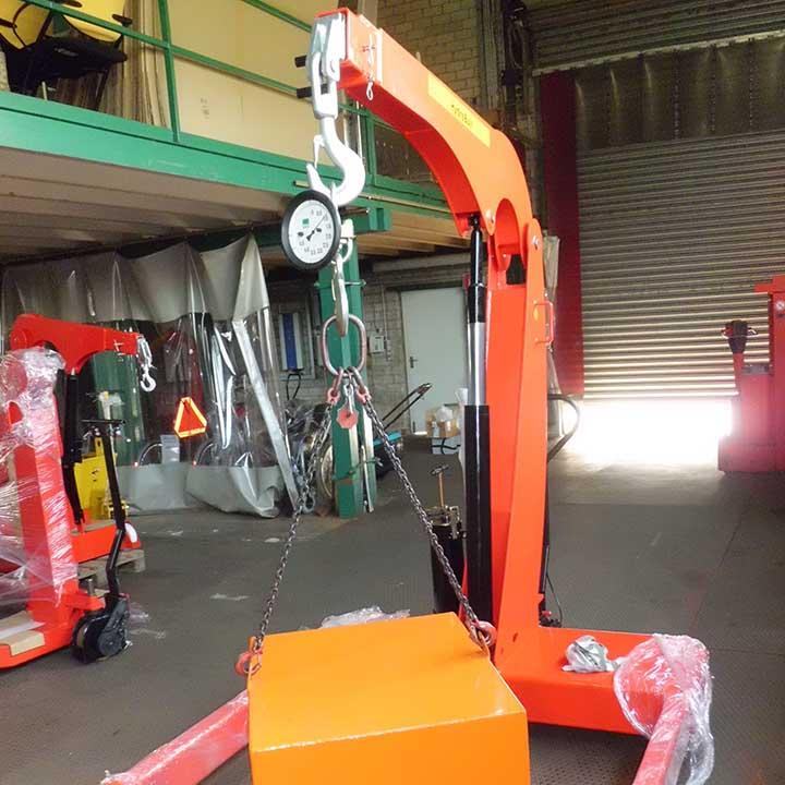 Hydrobull Prüfung HB3000