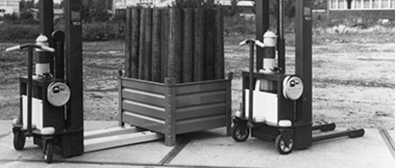 Hydrobull Stapler im Produktprogramm